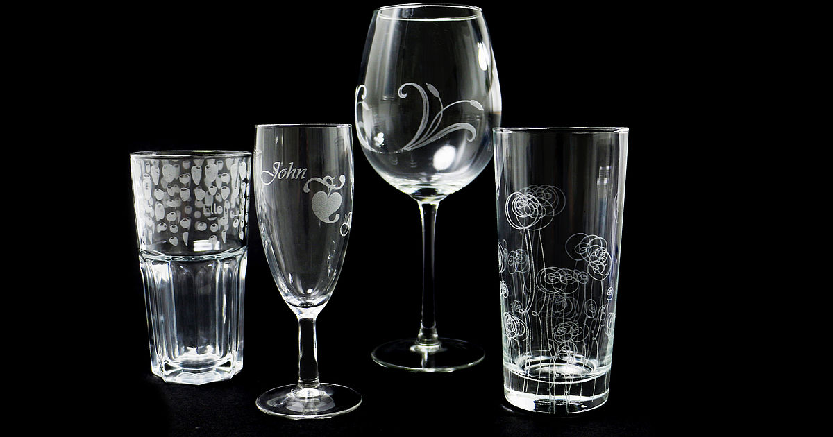 מוצרי זכוכית
